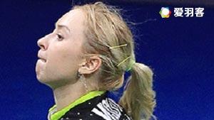 切尔维亚科娃/奥尔佳VS科塞兹卡娅/克森尼亚 2016俄罗斯公开赛 决赛视频