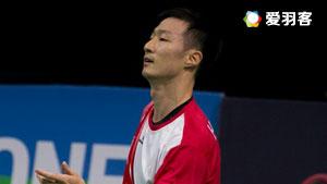 李炫一VS周天成 2016法国公开赛 男单1/4决赛视频
