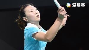 张蓓雯VS梁晓宇 2016荷兰公开赛 女单半决赛视频