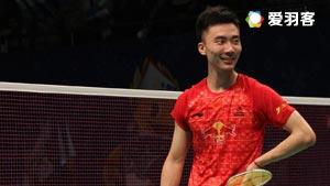 欧斯夫VS黄宇翔 2016中国公开赛 男单1/16决赛明仕亚洲官网