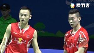刘成/张楠VS吴蔚昇/陈蔚强 2016中国公开赛 男双1/16决赛视频