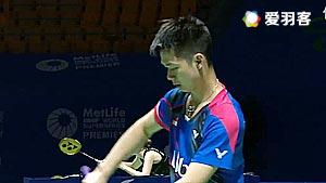 费尔纳迪/苏卡穆约VSM·埃利斯/兰格瑞奇 2016中国公开赛 男双1/8决赛视频