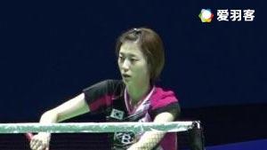 高成炫/金荷娜VS渡辺勇大/东野有纱 2016中国公开赛 混双1/4决赛视频