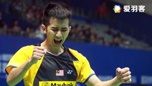 张维峰VS坦农萨克 2016香港公开赛 男单1/16决赛视频