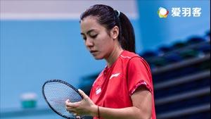 梁晓宇VS杨芯宜 2016香港公开赛 女单1/8决赛视频
