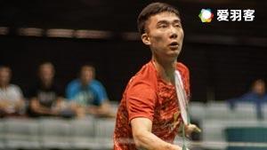 贾亚拉姆VS黄宇翔 2016香港公开赛 男单1/8决赛视频