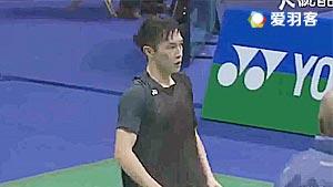 伍家朗VS祖尔法里 2016香港公开赛 男单1/16决赛视频