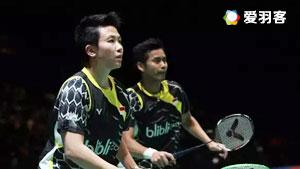纳西尔/艾哈迈德VS乔丹/苏珊托 2016香港公开赛 混双决赛视频