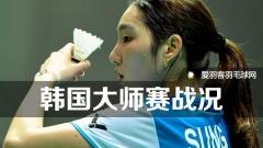 韩国大师赛:孙完虎成池铉晋级,郑在成化身双打教练