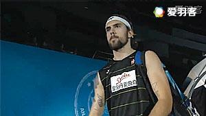 约根森VS茨维布勒 2016世界羽联总决赛 男单小组赛视频
