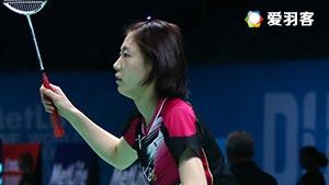 乔丹/苏珊托VS高成炫/金荷娜 2016世界羽联总决赛 混双小组赛视频