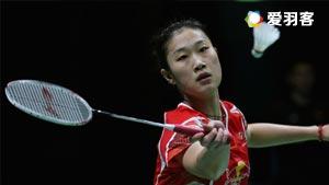 孙瑜VS辛德胡 2016世界羽联总决赛 女单小组赛视频