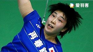 山口茜VS马琳 2016世界羽联总决赛 女单小组赛视频