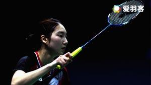成池铉VS辛德胡 2016世界羽联总决赛 女单半决赛视频