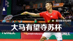 马媒前瞻2017:苏杯有望夺冠,李宗伟再拼世界冠军