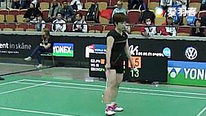 潘塔林VS真田法子 2015世界中老年赛 女单半决赛视频