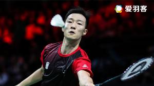 伍家朗VS李炫一 2017马来西亚大师赛 男单决赛视频
