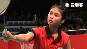 与弗拉/蒂亚拉VS普拉蒂普塔/波莉 2017印尼羽毛球联赛 女团决赛视频