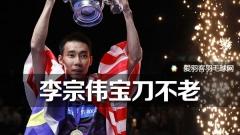 全英赛丨国羽仅混双夺冠,李宗伟成4冠王