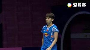 陈晓欣VS海姆 2017瑞士公开赛 女单1/8决赛视频