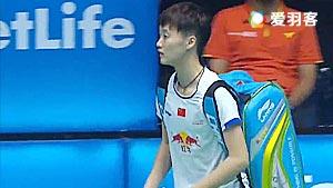陈雨菲VS吴堇溦 2017马来公开赛 女单1/8决赛视频