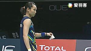 戴资颖VS马琳 2017新加坡公开赛 女单决赛视频