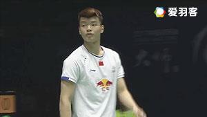 王懿律/黄东萍VS费泽尔/奥莉亚 2017中国大师赛 混双半决赛视频