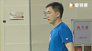 钟岫云/吕华荣VS赖屋凌/陈楷 2017双雄会混合团体赛 男双1/4决赛视频