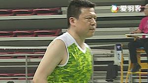 陈臻/舒革成VS吴晓斌/林威民 2017双雄会混合团体赛 男双1/4决赛视频