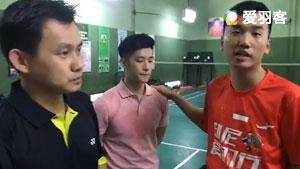 专访奥运冠军陈甲亮:印尼新场馆风的确很大