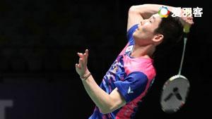 孙完虎VS卡什亚普 2017澳洲公开赛 男单1/16决赛视频