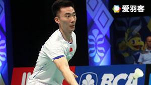 黄宇翔VS周天成 2017澳洲公开赛 男单1/16决赛视频