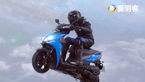 戴资颖代言的摩托车,骑去打球会加属性?