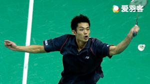 林丹VS盖德 2005羽毛球世锦赛 男单半决赛视频