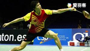 林丹VS鲍春来 2006羽毛球世锦赛 男单决赛视频