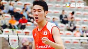 常山干太VS李炫一 2017加拿大公开赛 男单1/4决赛明仕亚洲官网