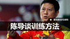 林丹启蒙教练陈伟华:马琳是个例,不能盲目模仿