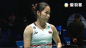 因达农VS川上纱惠奈 2017新西兰公开赛 女单决赛视频