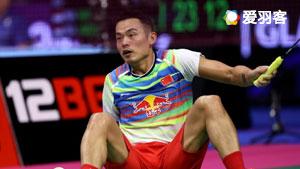 9分钟看完世锦赛首轮,李宗伟秀胯下、林丹玩鱼跃!