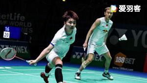 张楠/李茵晖VS谢影雪/邓俊文 2017羽毛球世锦赛 混双1/8决赛明仕亚洲官网