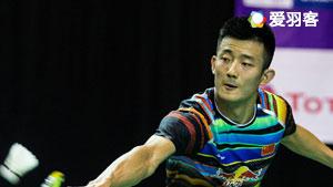谌龙VS贾亚拉姆 2017羽毛球世锦赛 男单1/8决赛视频