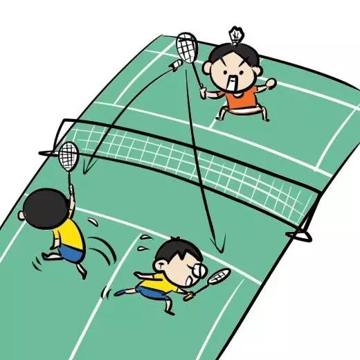为何在羽毛球比赛中,有人得分就喜欢吼叫?