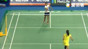 玛莉丝卡VS布桑兰 2017韩国公开赛 女单1/16决赛视频