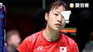 奥原希望VS张雁宜 2017日本公开赛 女单1/16决赛视频