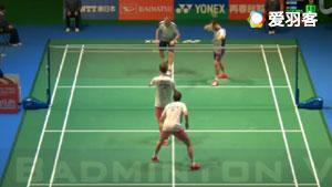 鲍伊/摩根森VSM·埃利斯/兰格瑞奇 2017日本公开赛 男双1/16决赛视频