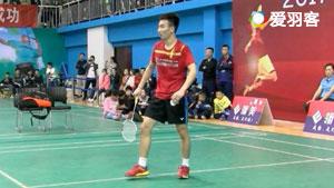 谭振东VS雷兰曦 2017龙城杯全国混合团体公开赛 男单决赛视频