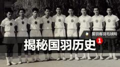 回顾中国羽毛球50年历史,从零到横扫欧亚强队(一)