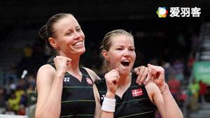 尤尔/佩蒂森VS加夫列拉/斯托伊娃 2017丹麦公开赛 女双1/8决赛视频