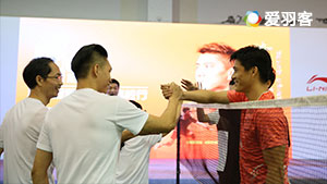 """傅海峰VS杨晨大神!李宁""""冠军意志""""活动现场发生了什么?"""