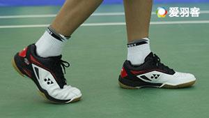 两代天王的选择,尤尼克斯65Z球鞋展示